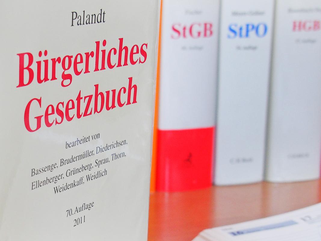 Fachbereiche Rechtsanwälte Dr. Schropp